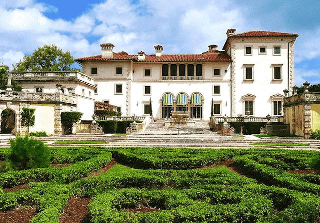 10 fatos sobre o Vizcaya Museum and Gardens em Miami