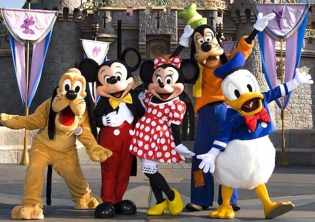 Onde encontrar personagens no Epcot da Disney Orlando