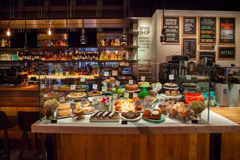 Restaurante Beatrix na Disney Springs em Orlando: interior