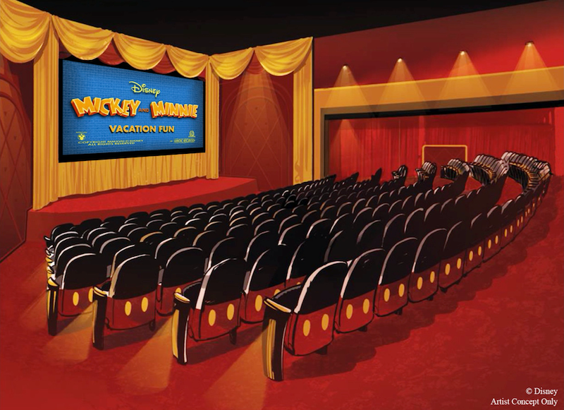 Parque Hollywood Studios da Disney Orlando: Mickey Shorts Theater