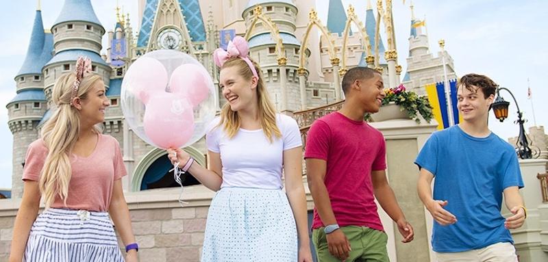 Como reservar sua visita aos parques da Disney Orlando: visitantes