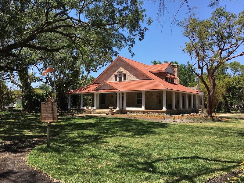Merrick House em Coral Gables: casa