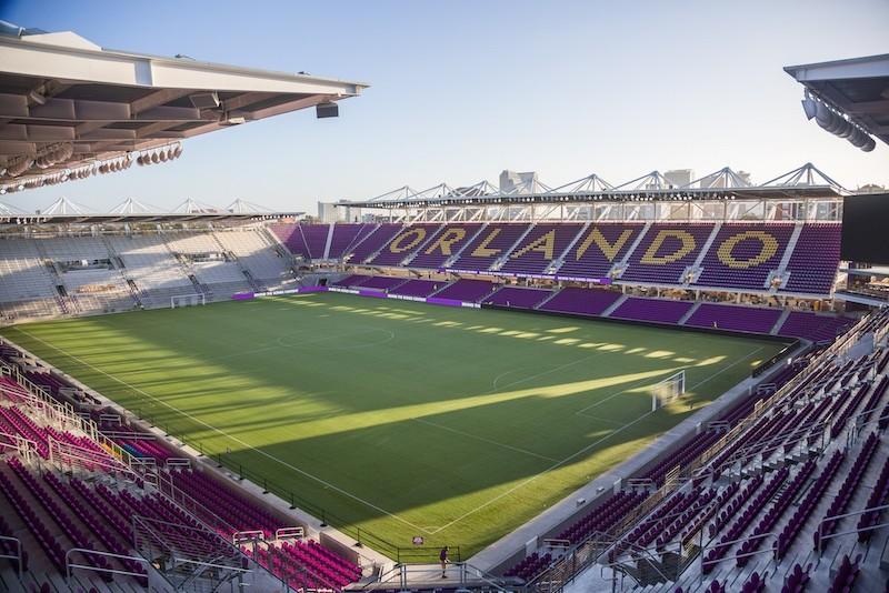 Florida Cup em Orlando em 2020: Exploria Stadium