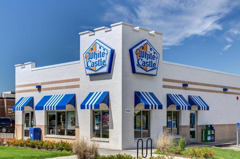 Restaurante White Castle em Orlando: fachada