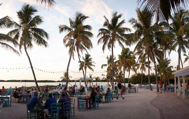 7 restaurantes em Florida Keys