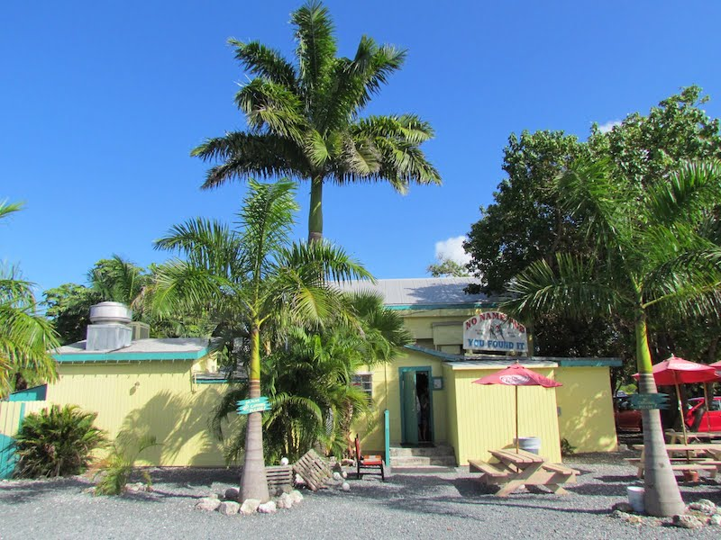 7 bares e casas noturnas em Florida Keys: No Name Pub em Big Pine Key
