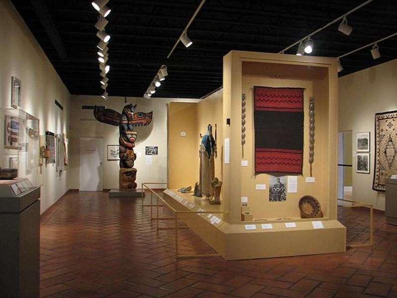 Lowe Art Museum em Miami: obras