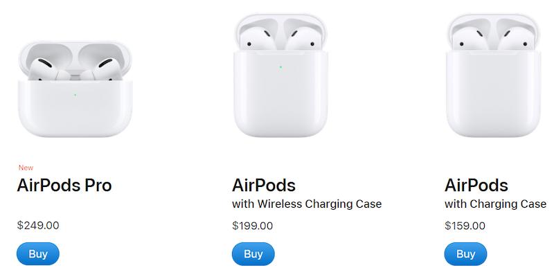 Onde comprar AirPods em Miami: preços