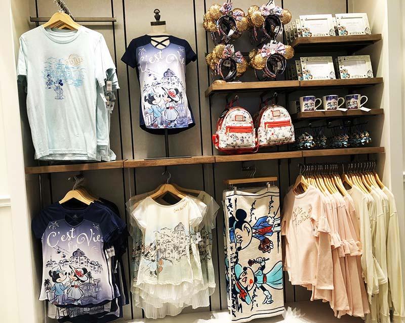 Loja La Boutique no Disney's Riviera Resort em Orlando: produtos