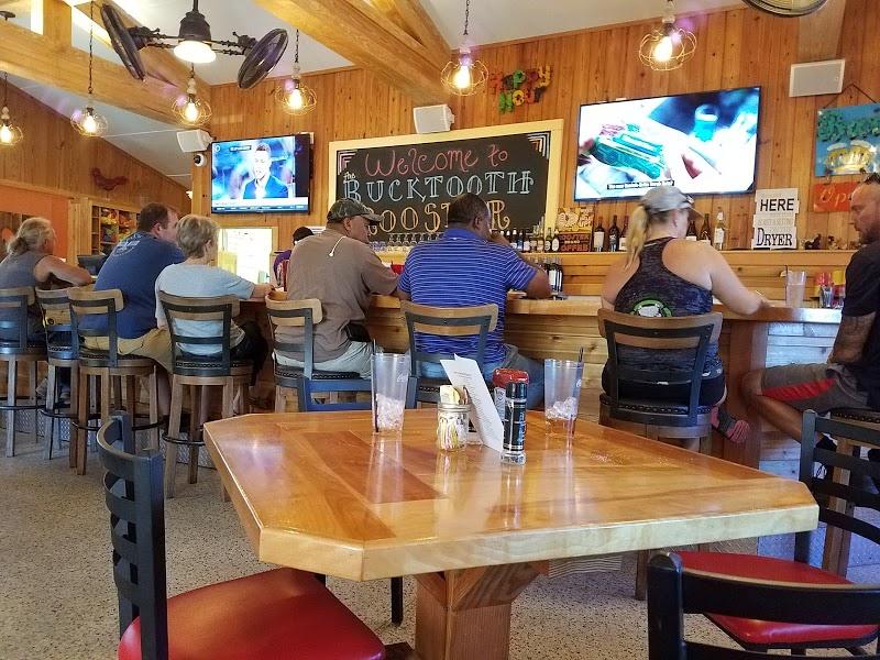 7 restaurantes em Florida Keys: restaurante Big Pine Rooster em Big Pine Key