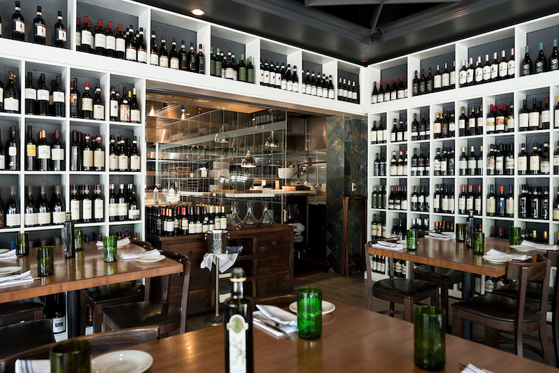 7 restaurantes em Coral Gables: restaurante Graziano's in the Gables