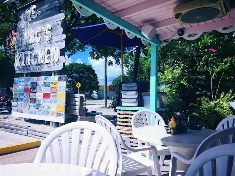 7 restaurantes em Florida Keys: restaurante Mrs. Mac's Kitchen em Key Largo