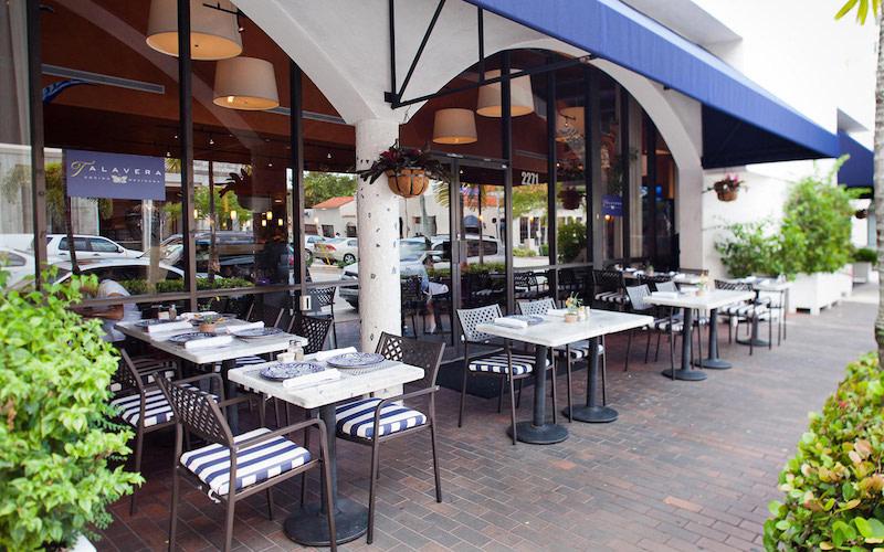 7 restaurantes em Coral Gables: restaurante Talavera Cocina Mexicana