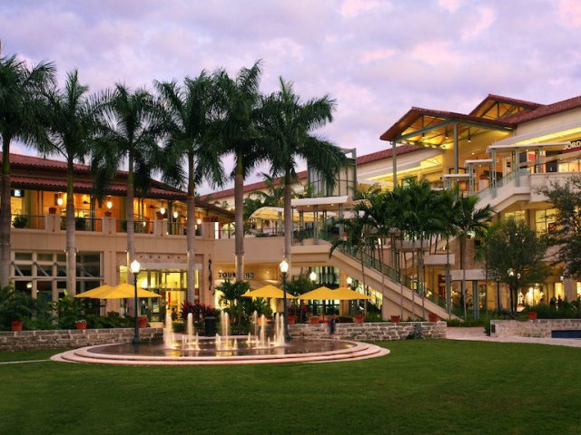 Shopping Village of Merrick Park em Coral Gables