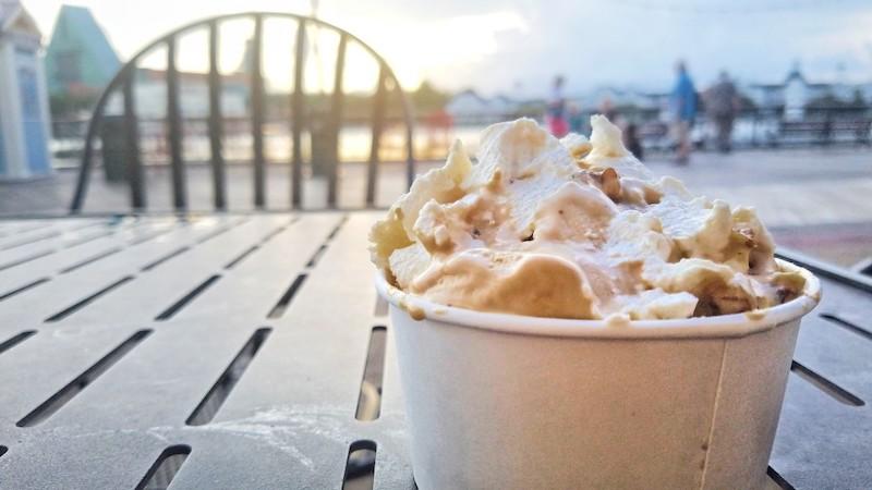 Sorveteria Ample Hills Creamery na Disney Orlando: sorvete