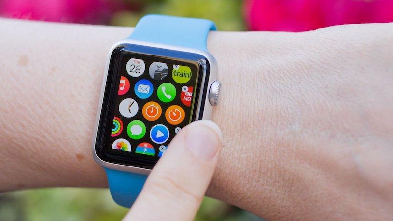Onde comprar Apple Watch em Orlando: display