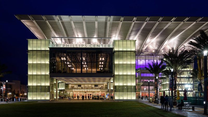 Dr. Phillips Center: o centro de artes cênicas de Orlando