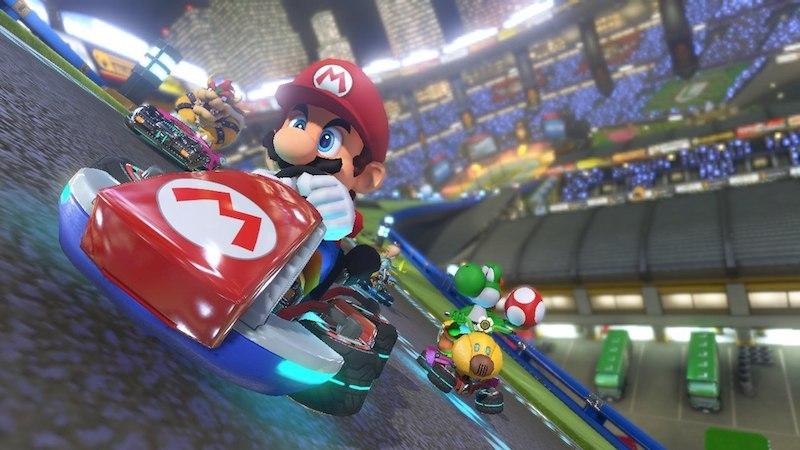 Super Nintendo World na Universal Orlando: Mario Kart