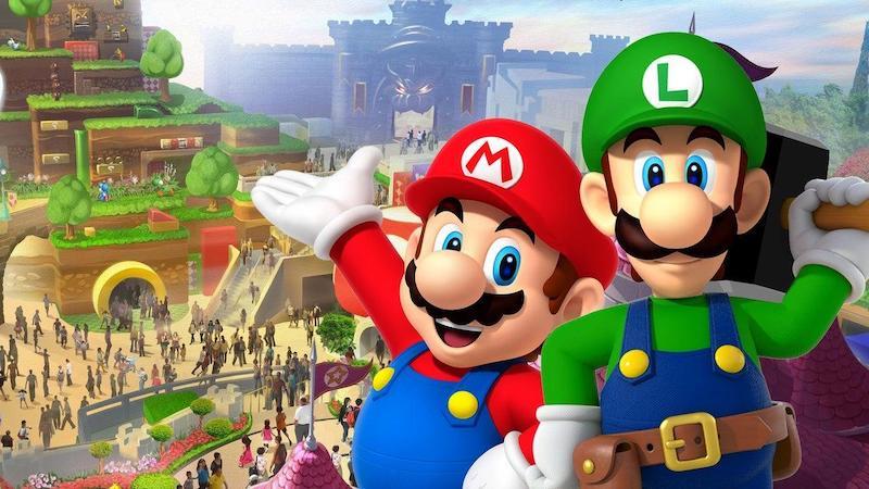 Super Nintendo World na Universal Orlando