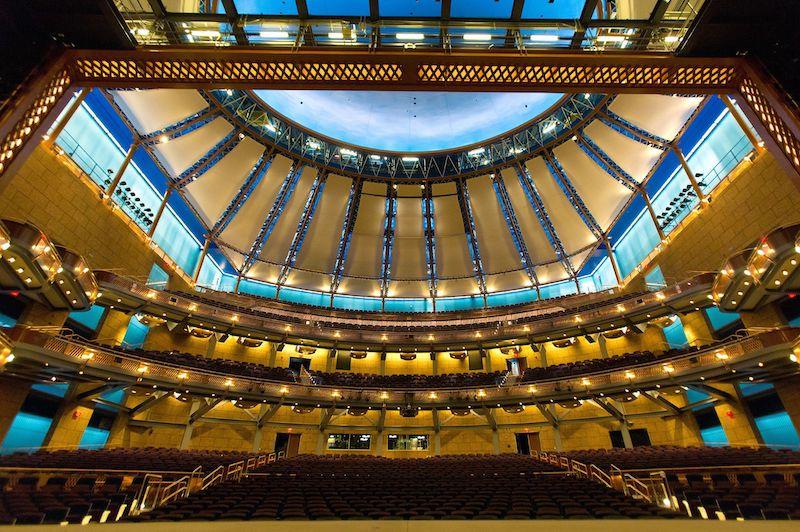 Dr. Phillips Center: o centro de artes cênicas de Orlando: Walt Disney Theater
