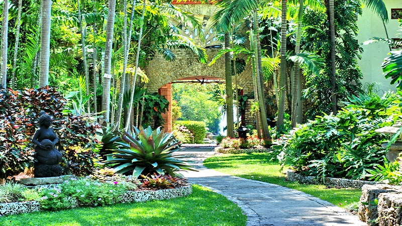 Fairchild Tropical Botanic Garden em Coral Gables