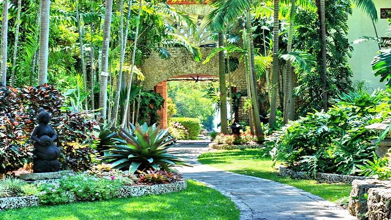Fairchild Tropical Botanic Garden em Coral Gables