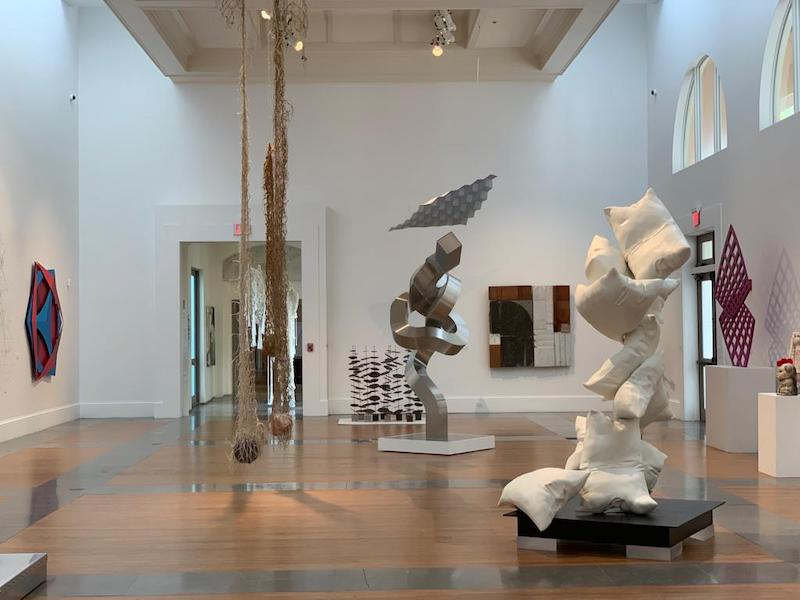 Museu Coral Gables na Flórida: exposição