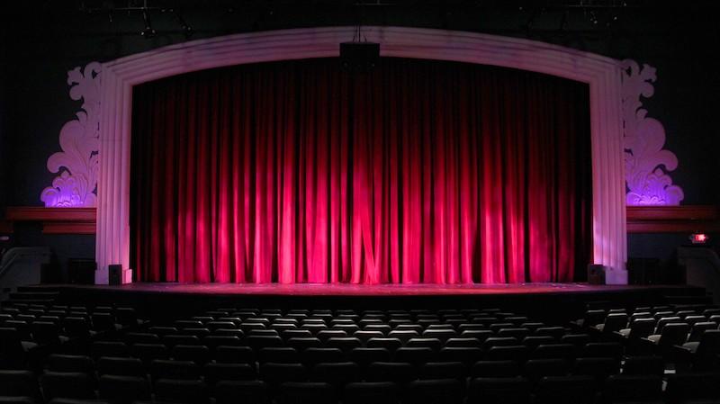 Miracle Theatre em Coral Gables: interior
