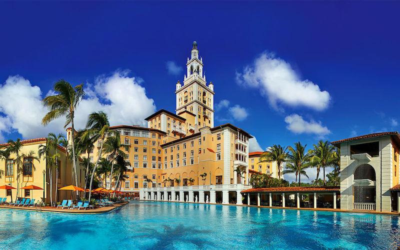 Pontos turísticos em Coral Gables: The Biltmore Hotel