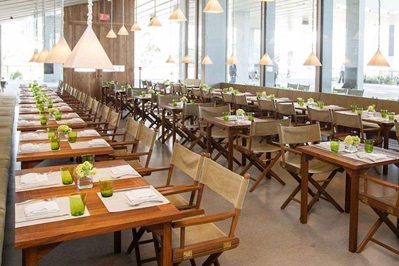 Museu de Arte de Miami: restaurante Verde